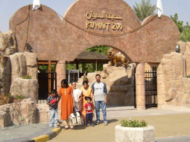 Kuwait-Zoo
